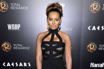 Mel B Gets Booed on Americas Got Talent For Buzzing