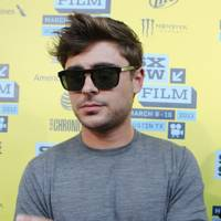 Zac Efron at SXSW