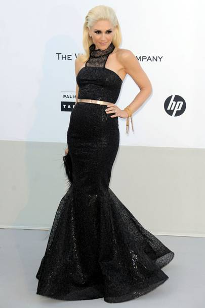 DO #20: Gwen Stefani at the amfAR gala in Cannes, May