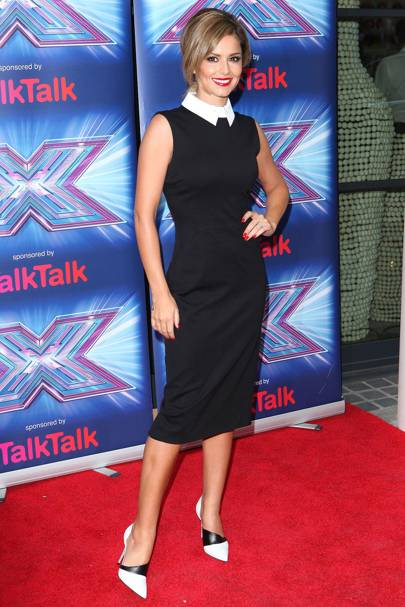Cheryl's X Factor Return