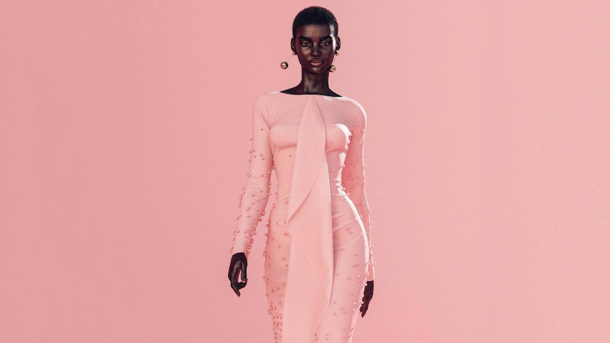 Virtual Supermodels Like Shudu Gram Are Taking Over Social Media