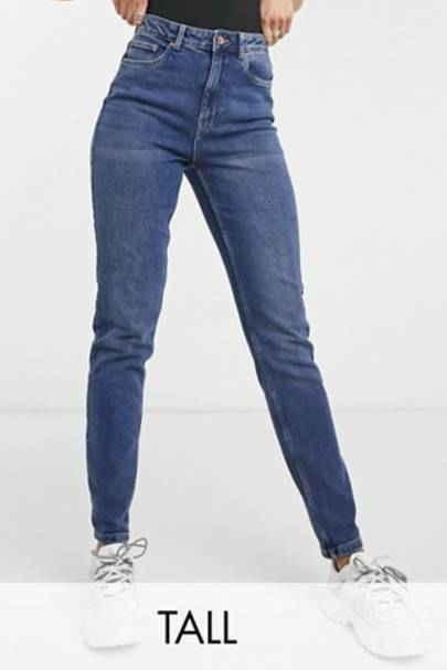 Best tall mom jeans