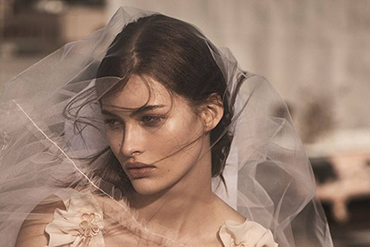 The entire Topshop bridal collection has dropped & it's absolutely dreamy 💓