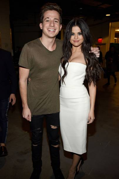 Selena Gomez & Charlie Puth