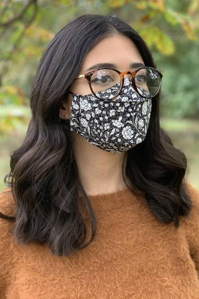 Best face mask for wearing under glasses