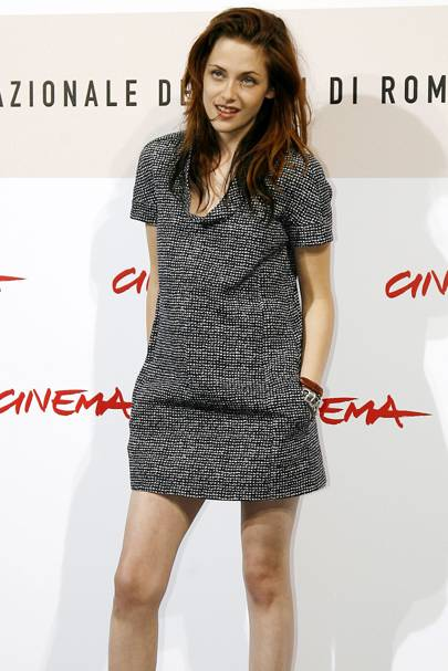 Kristen Stewart – Grey Day