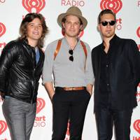 Hanson at the iHeartRadio Music Festival