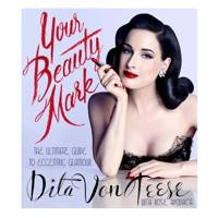 Your beauty mask, by Dita Von Teese