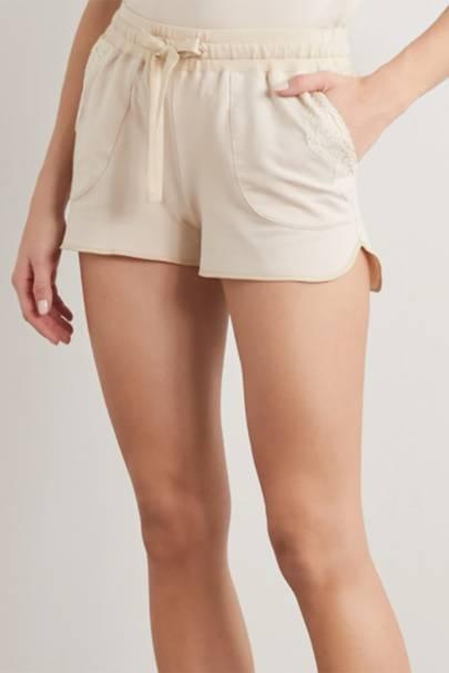 The loungewear shorts