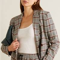 Best checked blazer