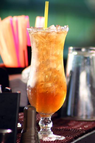 Swap A Long Island Ice Tea…