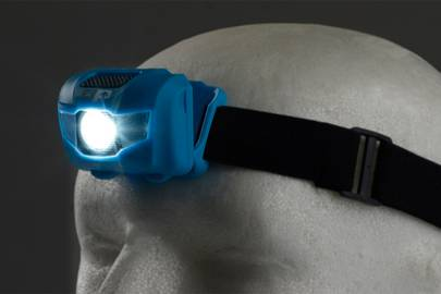 The head torch