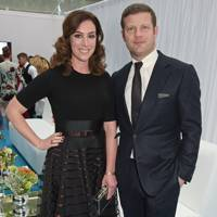 Dee Koppang and Dermot O'Leary