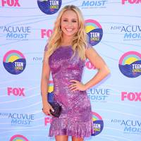 Hayden Panettiere at the Teen Choice Awards 2012