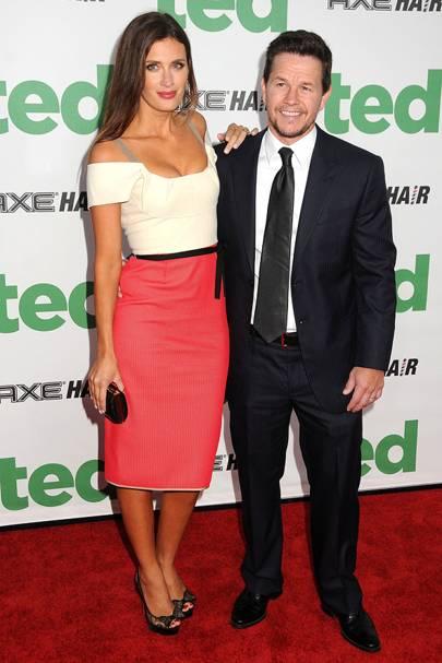 Mark Wahlberg & Rhea Durham