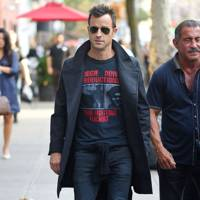 Off Duty: Justin Theroux
