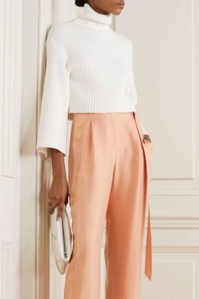 Net-A-Porter Singles' Day sale: the turtleneck sweater