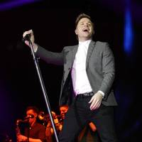 Olly Murs at the Capital FM Jingle Bell Ball