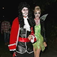 Holly Willoughby as Tinkerbell