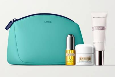 Luxury skincare gift set