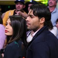Freida Pinto & Ronnie Bacardi