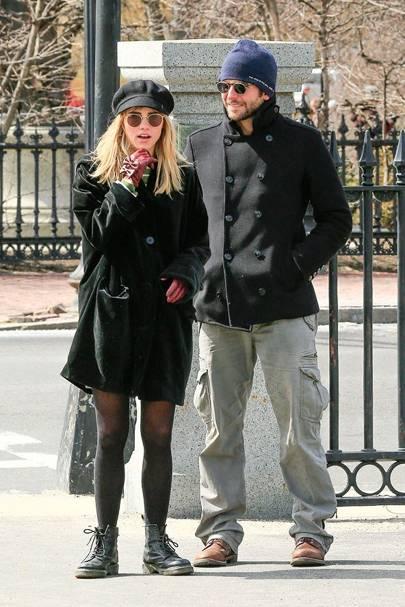 March: Bradley Cooper & Suki Waterhouse