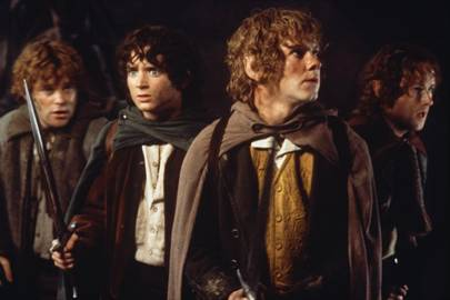 11. The Lord of The Rings: The Fellowship of The Ring