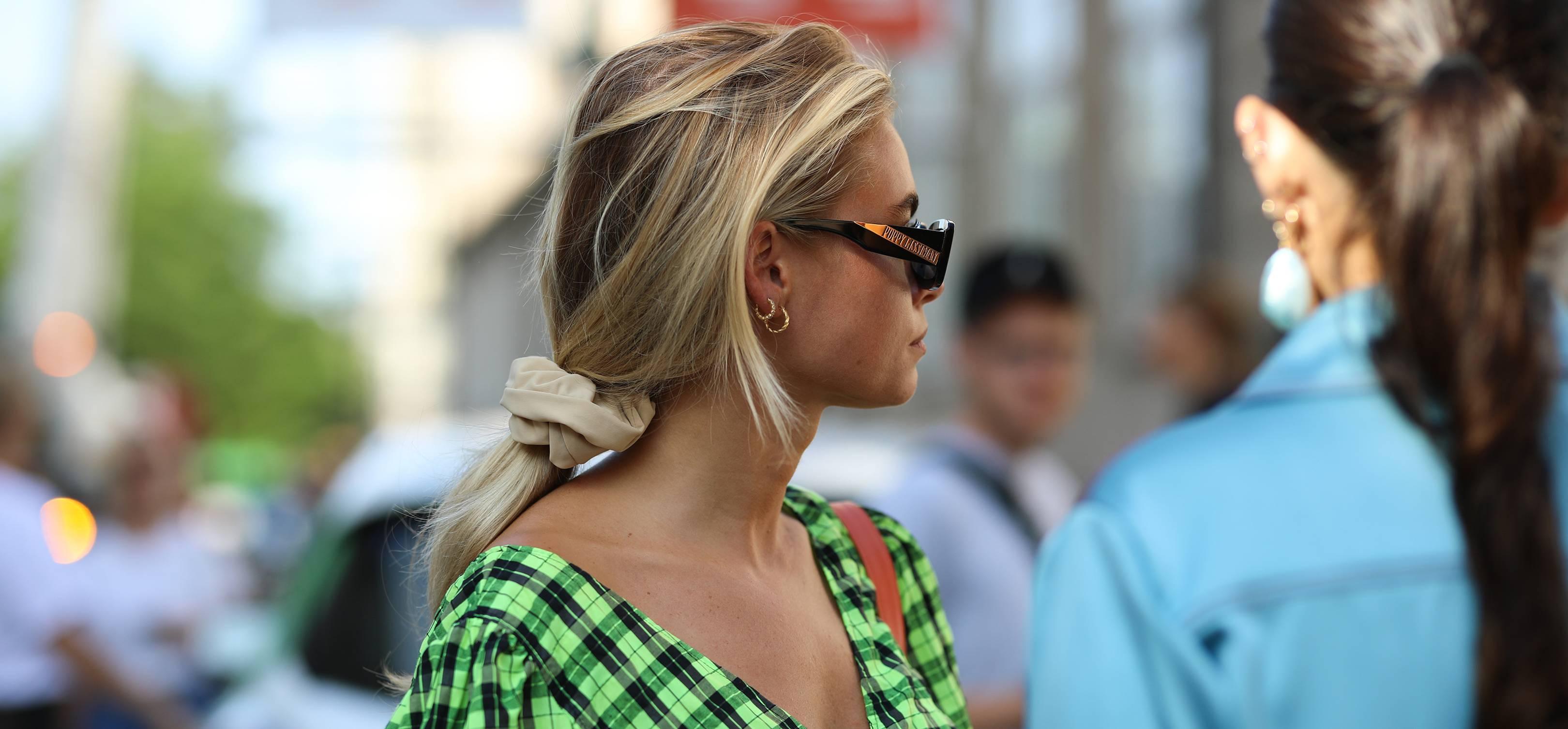 tips for healthier hair: trash the elastics