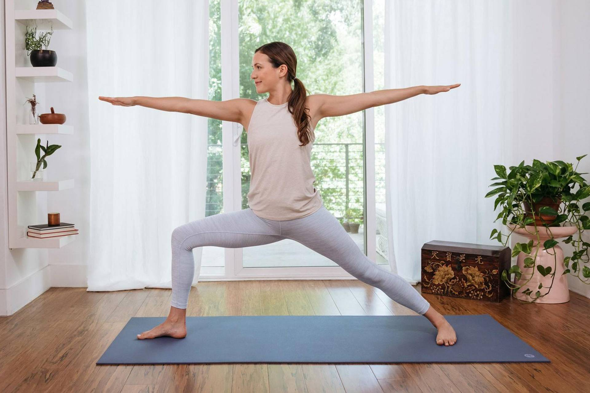 9 Best Online Yoga Classes To Stream At Home Glamour Uk