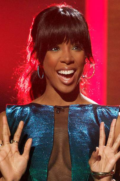 Week 7 - Kelly Rowland