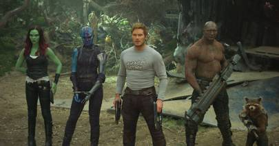 My son likes Spider-Man not Star-Lord: Chris Pratt