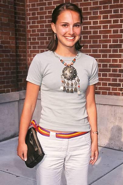 Natalie Portman was in uni