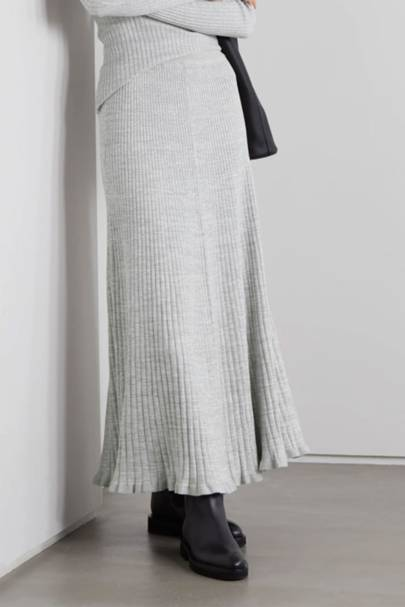 BEST PLEATED SKIRTS: COTTON