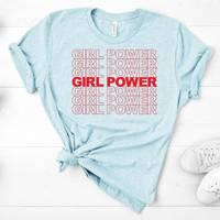 Feminist gifts: the slogan tee