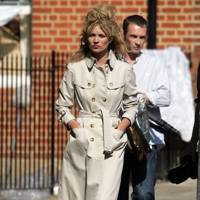 Kate Moss – In The Trenches