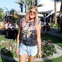 Alice Gillgren Ryde, Student, Coachella Festival