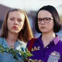 Scarlett Johansson was just a geeky girl in Ghost World