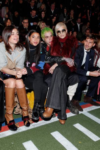 FROW trend: Lapping