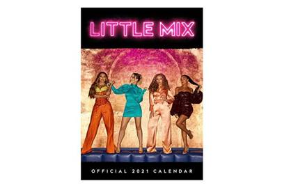 Little Mix gift ideas: the calendar