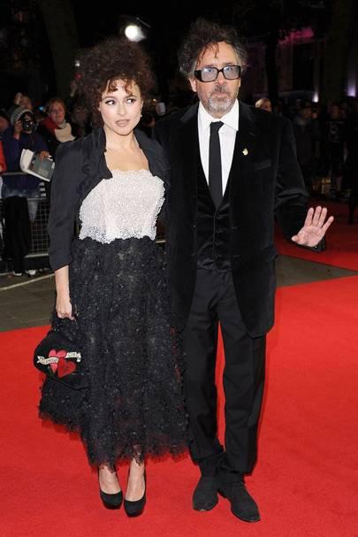 Helena Bonham Carter & Tim Burton