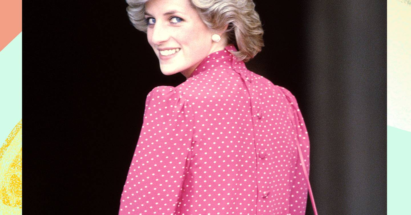 63328611f231f Princess Diana's Greatest Dresses - Fashion Photos | Glamour UK
