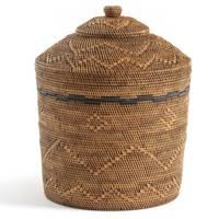 Best laundry basket: La Redoute