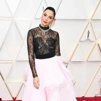 Gal Gadot in Givenchy at the Oscars