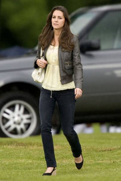 Kate Middleton – Get Leathered