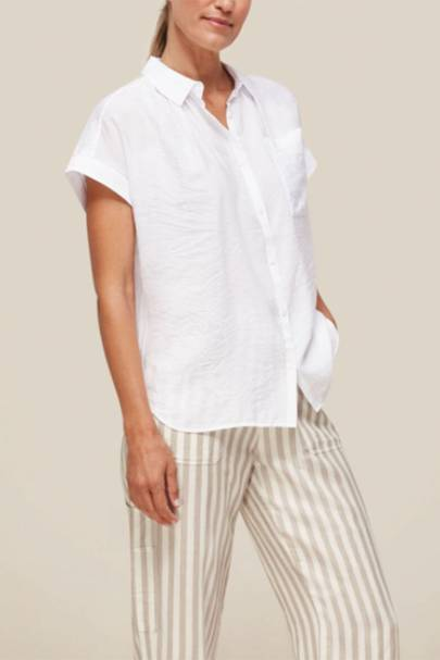 Best Women's White Shirts - Whistles