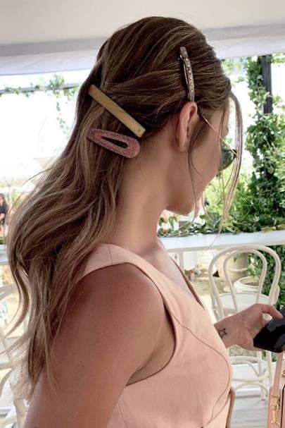8. Mix & Match Hair Clips