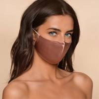 FIT Luxury Silk Face Mask (French Rose) by Face Silk