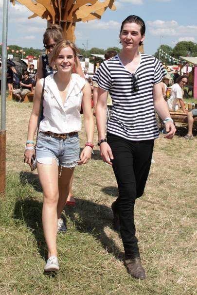 Emma Watson – Get Shorty