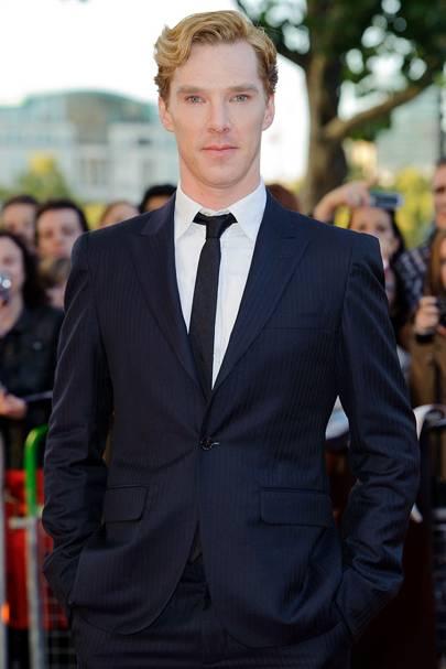 No 33: Benedict Cumberbatch