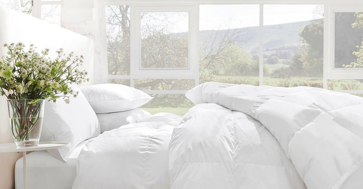 15 Best Duvets 2021 For Your Best Ever Sleep - GLAMOUR UK